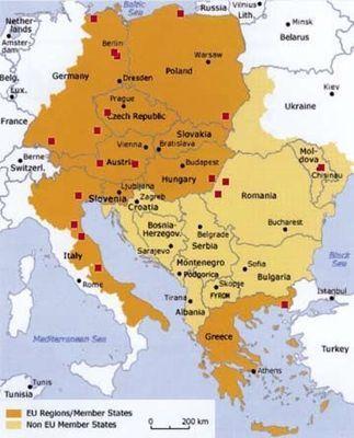 Hist. Urban - EU-Projekt