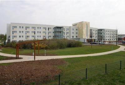 Städtisches Alten- und Pflegeheim