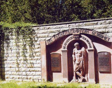 Gedenkstätte für Märzgefallenen