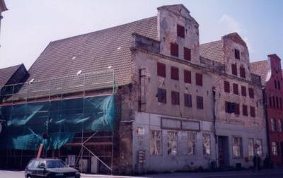 Lübsche Straße, 1992