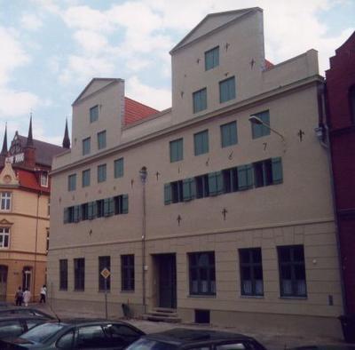 Lübsche Straße, 2006