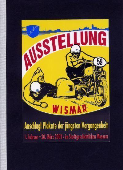 7_Anschlag_Wismarer Plakate