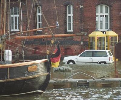 Hochwasserbild