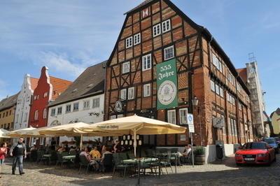Brauhaus am Lohberg © Hansestadt Wismar, TZW