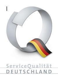 Servicequalität Deutschland Logo