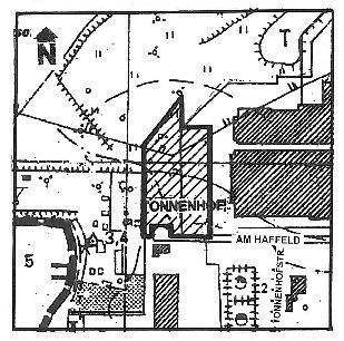 Bebauungsplan Nr. 45/97 »Industriegebiet Haffeld Süd II«, 1. Änderung