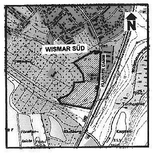 Bebauungsplanes Nr. 33/15 �Wohngebiet Klu�er Damm�,  �-Plan
