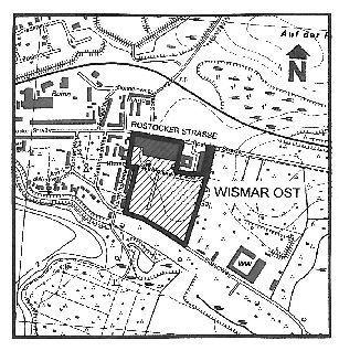Ü-Plan -1. Änderung des Bebauungsplanes Nr. 64/04