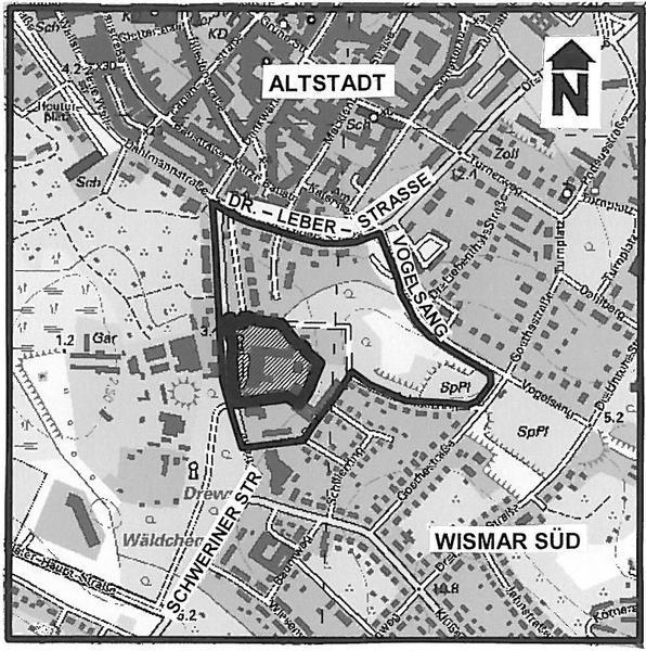 Bebauungsplan 20-91 Schützenwiese