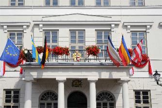 Rathaus © Volster & Presse HWI