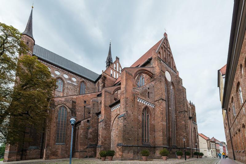 St Georgen Kirche Wismar