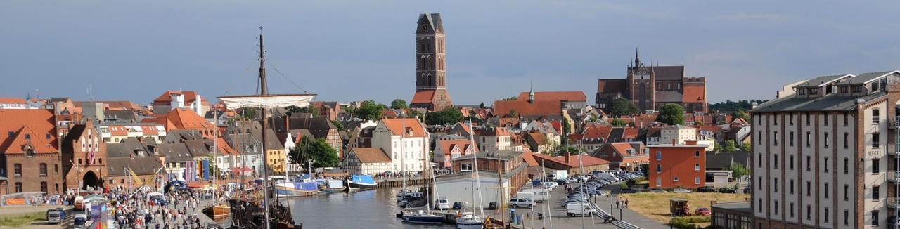 Hauptbild-Startseite © Pressestelle der Hansestadt Wismar