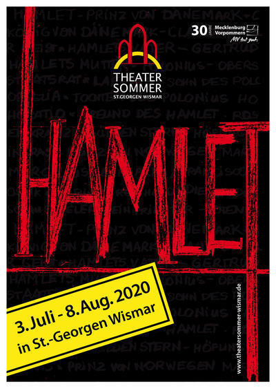 Plakat - Theatersommer