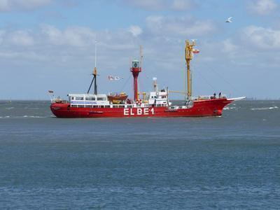 "Open Ship Feuerschiff ""ELBE 1"""