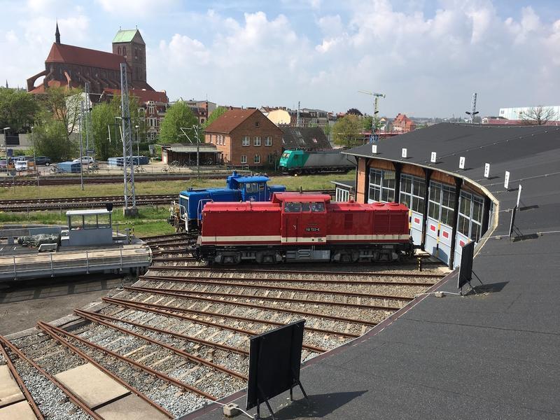 Lokschuppen Schwerin