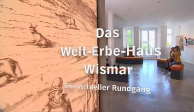 Digitaler Ausstellungsrundgang Welt-Erbe-Haus